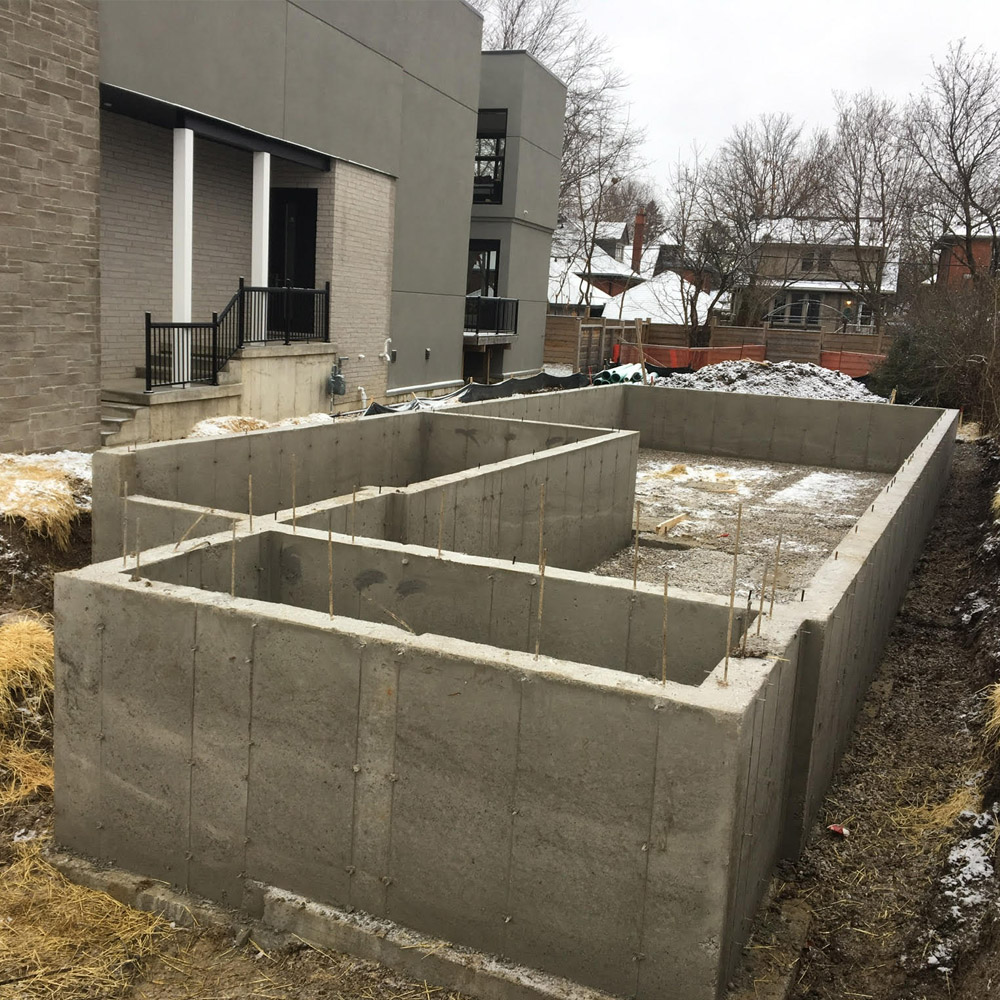 Lot 22 Garfield St – Residential Foundations